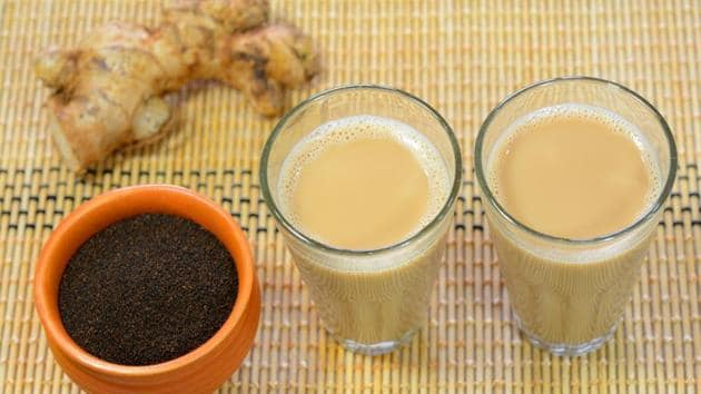 Here's yet another reason to grab your cup of tea.(Shutterstock)