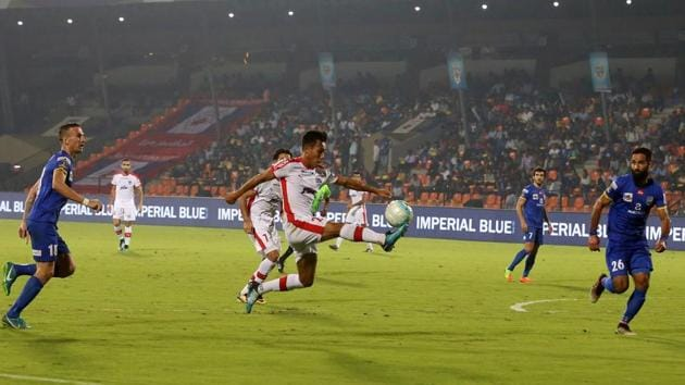 Bengaluru FC beat Mumbai City FC 3-1 in Indian Super League
