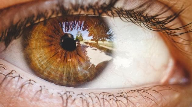 Retinal detachment is a disorder of the eye in which the retina separates from the layer underneath.(Shutterstock)