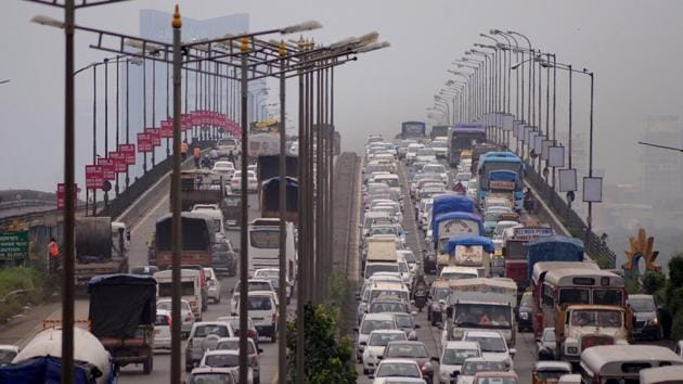 The bridge will be shut so the public works department (PWD) can undertake maintenance work.(HT File Photo)