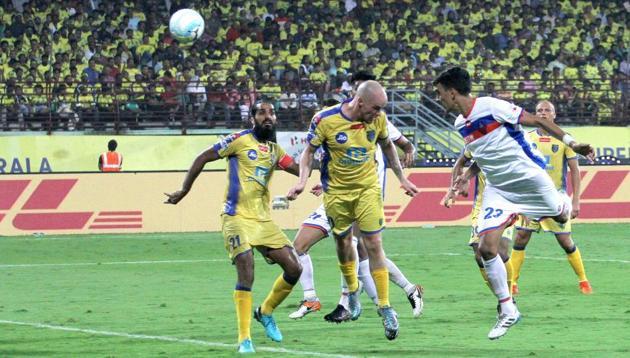 FC Goa defeated Kerala Blasters in the Indian Super League on Sunday.(ISL)