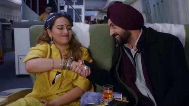 Welcome To New York trailer: Diljit Dosanjh, Sonakshi Sinha, Karan Johar's confused...