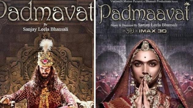When the 'i' was dropped from the film title, Padmavati, an 'a' was added at the suggestion of numerologist Sanjay B Jumaani.