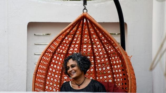 Arundhati Roy's Ministry of Utmost Happiness is one of the five finalists for the National Book Critics Circle of the US for 2017 awards for fiction.(AFP)