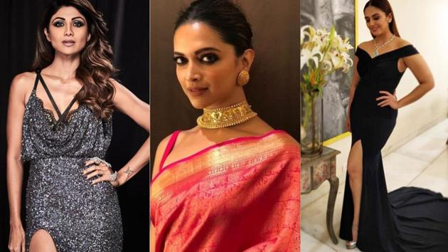 Take a closer look at all the stunning jewellery from the glittering night at HT India's Most Stylish.(Instagram.com)