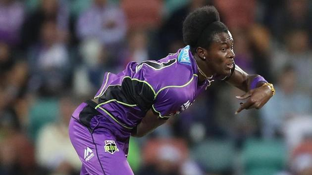 Jofra Archer was bought by Rajasthan Royals (RR) at the Indian Premier League (IPL) auctions.(Instagram)