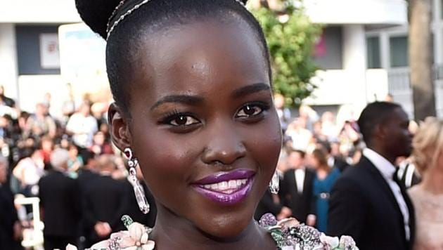 Lupita Nyong'o is playing Nakia in Black Panther.