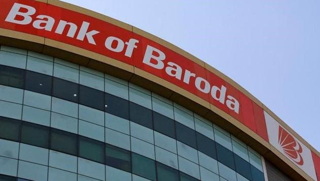 The Bank of Baroda headquarters is pictured in Mumbai.(Reuters File)