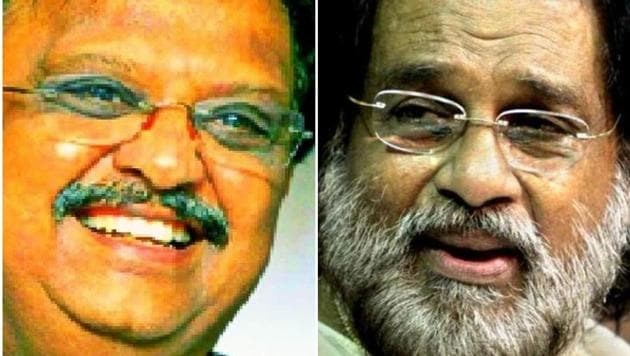 Yesudas and Balasubrahmanyam last sang together for the 1991 hit film called Thalapathi.(Youtube/HT Photo)