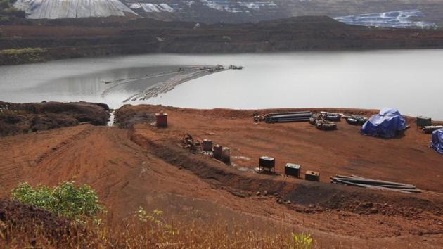 Supreme Court quashed 88 iron ore mining permits in Goa.(HT File Photo)