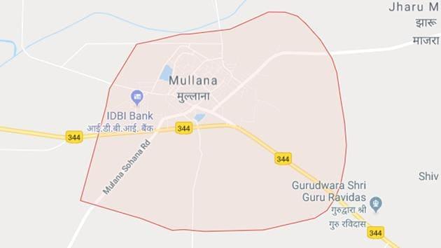 The incident occurred at Maharishi Markandeshwar University on Wednesday.(Google maps)
