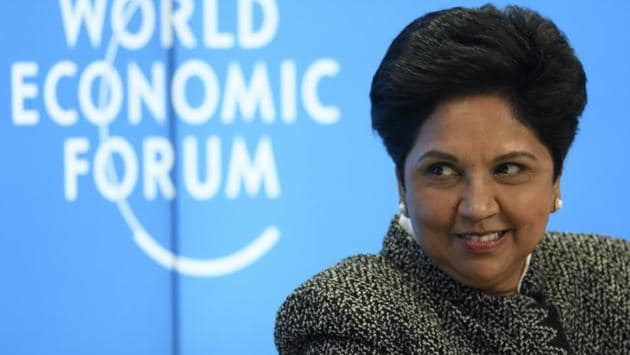 Indra Nooyi, business leader and the chairman of PepsiCo, will be the first independent female director of the International Cricket Council. Nooyi will join the world cricket body's Board in June 2018 to align with the term of the ICC independent chairman, following the unanimous confirmation of her appointment on Friday. (Gian Ehrenzeller / Keystone / AP)