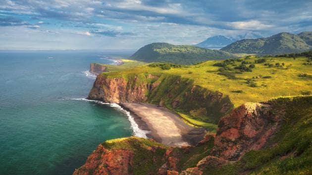 Volcanic landscape at Kamchatka.(Shutterstock)