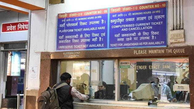 Over 13,000 employees, out of about 13 lakh, were found to be on unauthorised absence for a long time.(HT File Photo)