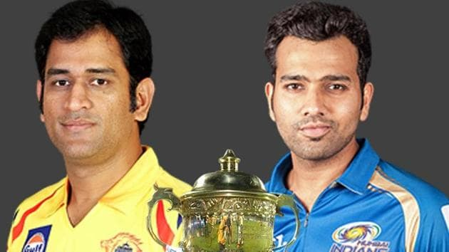 MS Dhoni-led Chennai Super Kings will take on Rohit Sharma-led Mumbai Indians in the opening match of Indian Premier League (IPL) 2018.(HT Photo)