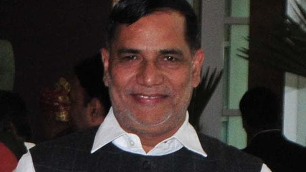 Kripashankar Singh was discharged in a disproportionate assets case on Wednesday(Hindustan Times)