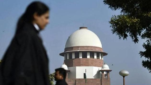 The Election Commission told the Supreme Court in January that it must be made mandatory for the candidates to disclose their sources of income along with that of their spouse and dependents at the time of filing nomination to bring transparency in the election process.(PTI Photo)