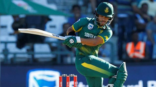 JP Duminy believes an aggressive mindset will be needed to counter the rampant Indian cricket team in the three-match T20I series starting tomorrow.(REUTERS)