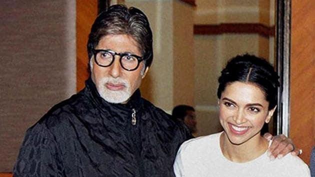 Amitabh Bachchan wants to be Deepika Padukone, Katrina Kaifs hero. So he sent