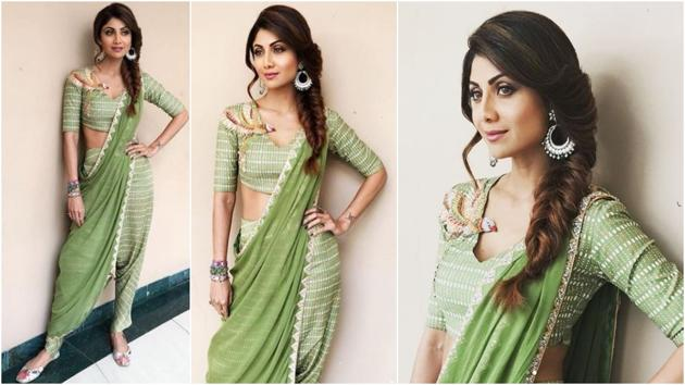 You've probably noticed the scope of celebrities, bloggers and fashion enthusiasts who regularly rock tops and bottoms that match, but you might not have bit the bullet and tried the look out for yourself. Let this Shilpa Shetty Kundra look inspire you.(Instagram)
