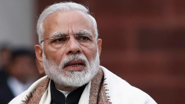 The official in question whose behaviour triggered the advisory (he is mentioned in it, though not by name) , was tasked with performing security duty during the Prime Minister's speech at the Indian Institute of Management in Sirmaur, Himachal Pradesh on November 2, 2017.(Reuters File Photo)