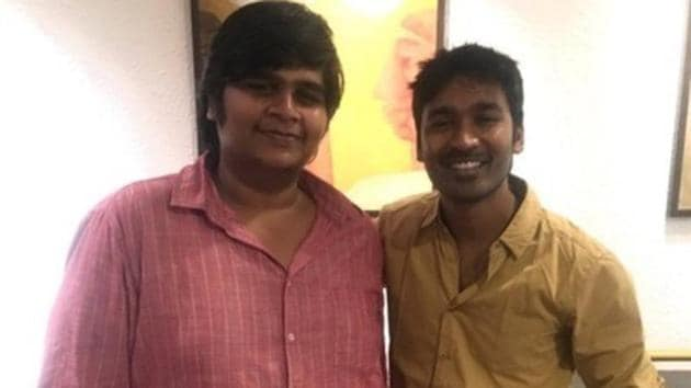Dhanush and Karthik Subbaraj had announced a project a couple of years ago.
