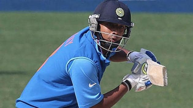 Ricky Bhui guided Andhra to victory over Delhi in their Vijay Hazare Trophy 2018 encounter on Thursday.(Twitter)