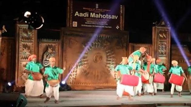 One of the performances from Aadi Mahotsava 2017 in Delhi.(Youtube)