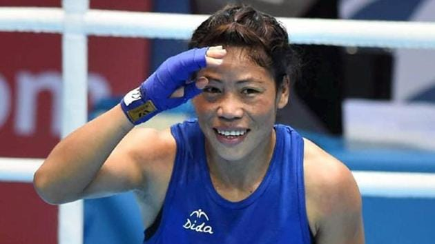 Mary Kom has reached the final of the Strandja Memorial boxing.(Twitter)