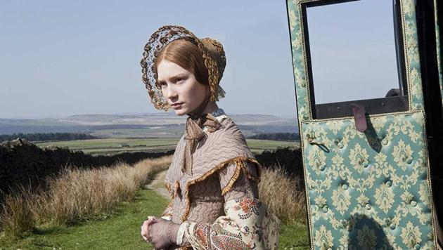 Mia Wasikowska as Jane Eyre in a still from the 2011 movie based on Victorian novelist Charlotte Bronte's 1847 classic.(Imdb.com)