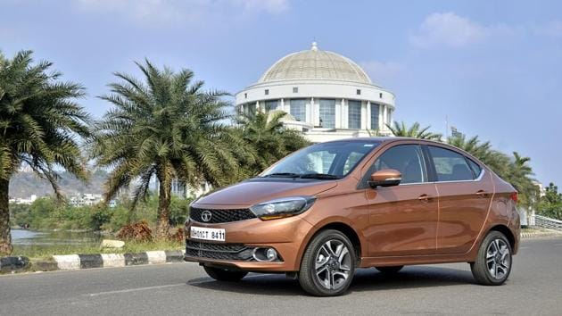 Tata Tigor, the swanky sub-four-metre sedan, wowed everyone with its design and interiors. However, it missed out on a crucial bit that most of its rivals had – an automatic gearbox.
