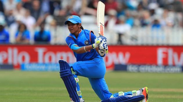 Harmanpreet Kaur's Indian women's cricket team is 2-1 up in the five-match T20I series after rain washed out the fourth game in Centurion and the visitors would look to end the South Africa tour on a high.(Getty Images)
