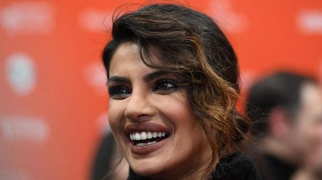 Priyanka Chopra attends the premiere of A Kid Like Jake at the Sundance Film Festival at Eccles Center Theatre on January 23, 2018 in Park City, Utah.(AFP)