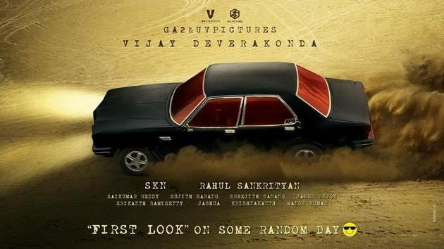Vijay Deverakonda's upcoming film titled to be released soon.