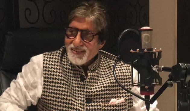 102 Not Out: Amitabh Bachchan has discovered what causes all misery and is ladling out some gyaan on how to avoid it.