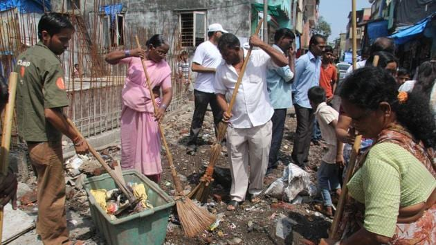 An ALM is a recognised group of residents formed to initiate civic-citizen partnership and ensure good governance and better delivery of civic services in neighbourhoods.(HT File (Representational Image))