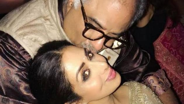 Boney Kapoor was the last person to see Sridevi alive.