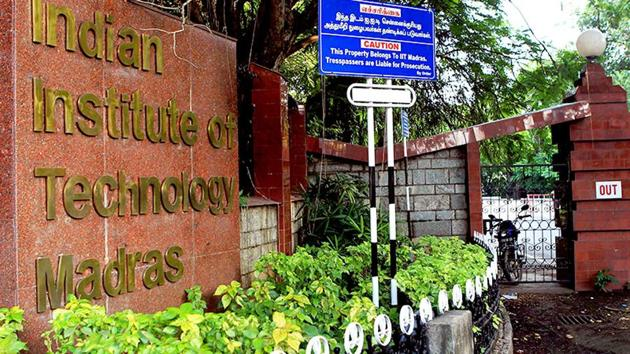 Director of IIT-M Bhaskar Ramamoorthy, who was also present at the event, said the institution does not issue any directions to students for a particular song to be sung.(AP File Photo)