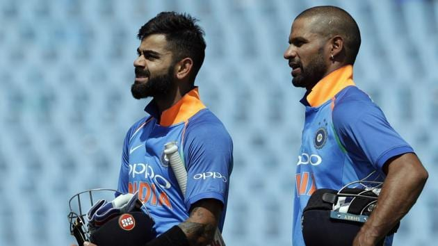Virat Kohli had missed out on the third T20I vs South Africa but was on hand to contribute to the Indian cricket team's cause regardless.(AP)