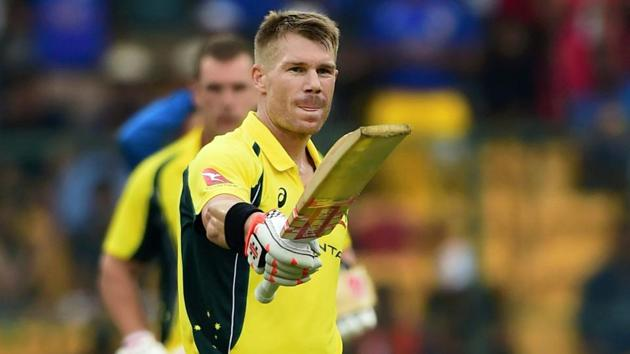 Australian cricket team opener David Warner hopes to take to politics once he retires from professional cricket.(PTI)