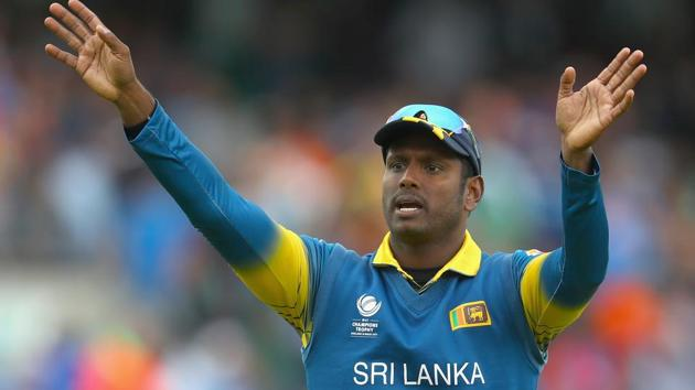 Angelo Mathews has been continually troubled by injuries and has played just one game since being named as Sri Lanka cricket team's limited-over captain in January. He will also miss the Nidahas Trophy T20 tournament which begins next week and features Indian cricket team and Bangladesh cricket team.(Getty Images)