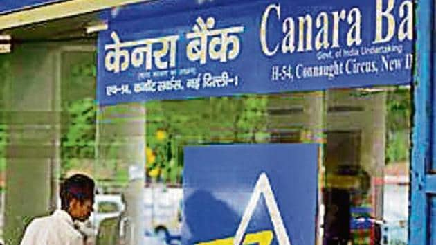 Canara Bank said it had financed a Rs 40 crore working capital limit to the company, and had reported it as a fraud to the Reserve Bank of India in 2015 itself.(Mint File Photo)