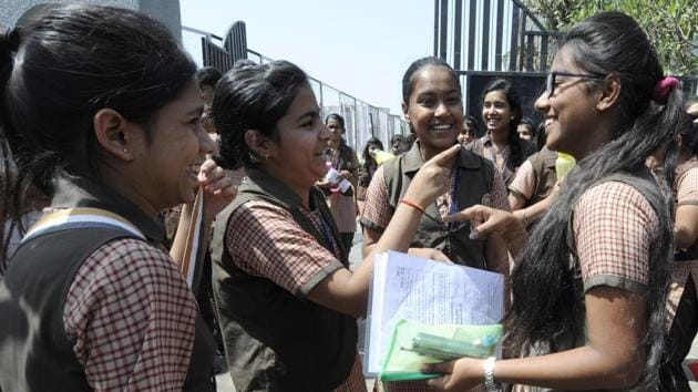 Delhi also has the maximum number of differently abled students who will attempt board exams this year. The examination will start from March 5.(HT Photo)