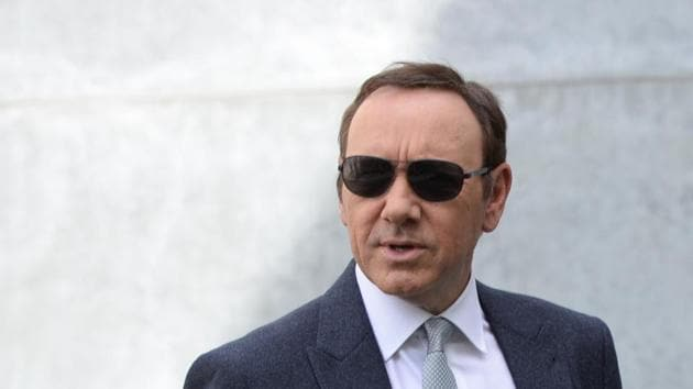 Kevin Spacey Foundation to officially shut on Wednesday.(AFP)