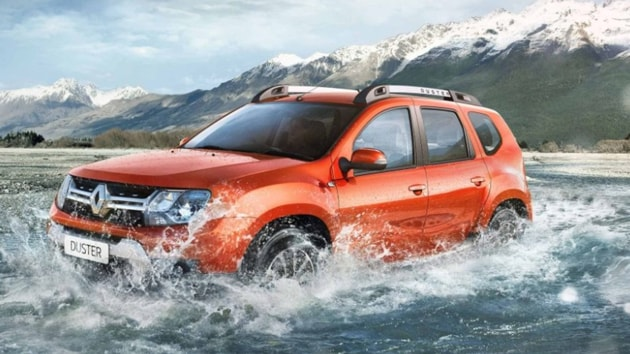 Renault rolls out its model lineup in India from its Chennai-based manufacturing plant.