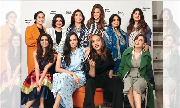 10 accomplished ladies pick the women (as well as one man) who inspired them(Styling by Mia, Tanya Ghavri and Namrata Deepak; make-up and hair by Gaurav Goswami, Thoithoi Thao and Younten Tsomo)(Vinod Aggarwal and Shivangi Kulkarni)