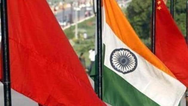 Troops of India and China were locked in a 73-day-long standoff in Doklam from June 16 last year after the Indian side stopped the building of a road in the disputed area by the Chinese army.(HT File Photo)