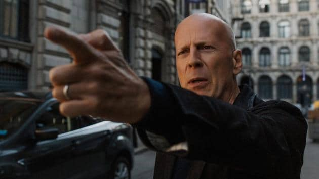 Bruce Willis plays the grief-stricken surgeon seeking vengeance against the criminals who brutalised his family.