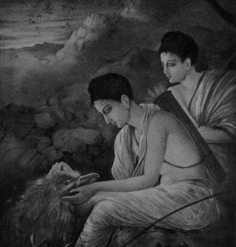 Jatayu Moksham: The epics teach us to look closely at the dynamics of love, duty and discipline. To ask why Jatayu, who was just another bird of prey, died with his head on Rama's lap, reciting Rama's name
