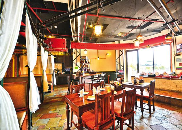 There are at least 16 branches of Cafe Delhi Heights in the capital now